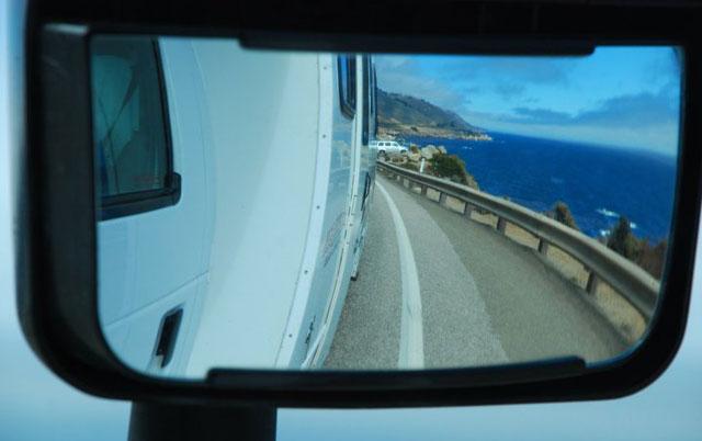 Sur la Highway One