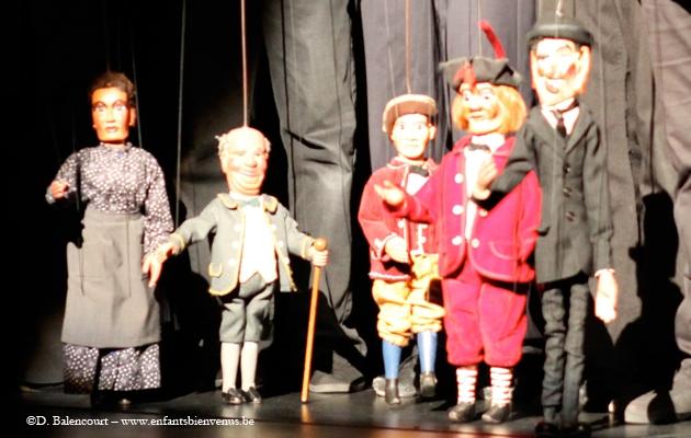 coup de coeur, théâtre, marionnettes, folklore