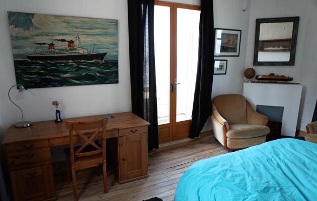 vue sur mer,baie,chambre d'hôtes,blues,bière