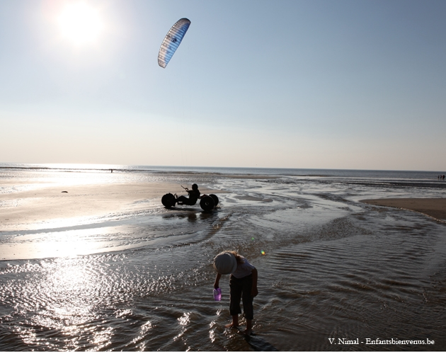quend-plage,surf,char à voile,mer,baie