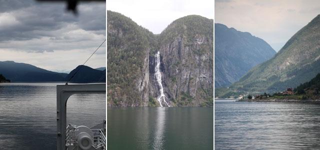 fjord, coup de coeur, nature, lac, bateau, croisière