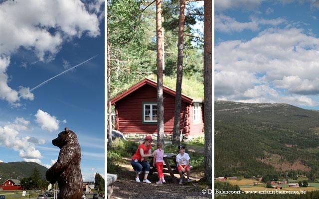 plaine jeux exterieure,parc,ours,renne,élan,loup,montagne,jeux