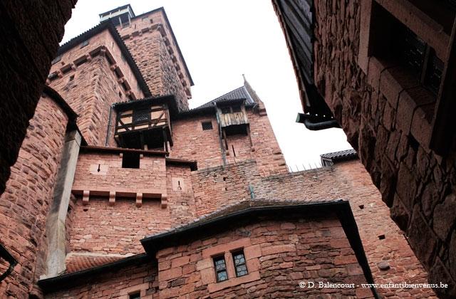 chateau, coup de coeur, chevaliers