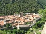 cité, moyen âge, Vauban, forteresse, sud, montagne