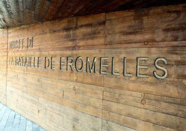 1914 - 18, Fromelles, bataille, guerre, musée, histoire, picardie