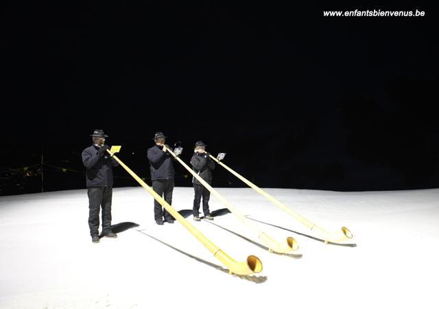 ski,choucroute,alpes,nendaz, cor des alpes, musique, concert